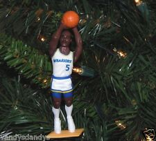tim HARDAWAY golden state WARRIORS basketball NBA xmas TREE ornament jersey #5