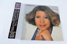 Aretha Franklin: Aretha (1980/2008, Japan BMG Arista mini-LP CD) NEW SS oop RARE
