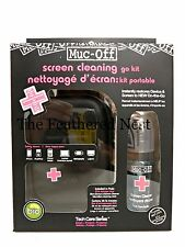 Muc-Off - Screen cleaning go kit  for ipad TV Phone + FREE GIFT & FREE P+P  WOW!