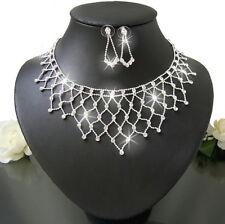 a2fd8ba19f21 Juego Joyas Collar Pendientes adornos para novia mujer danza del vientre  Boho