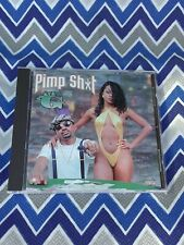 Playa G, Pimp Shit cd,1996,super rare,lil milt,Memphis Tennessee,g-funk,bay area