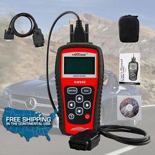 Car Auto Scanner EOBD OBD2 OBDII Diagnostic Tool Live Data Code Fault Reader US