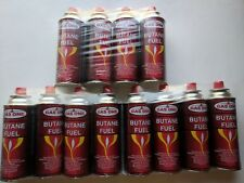 GasOne Butane Fuel Portable Stove Burner Camping 8 oz Canisters 12-Pack