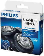 PHILIPS Norelco SH50 / HQ8 Replacement SHAVING HEADS S5000 PT/AT 7xx 8xx HQ NEW