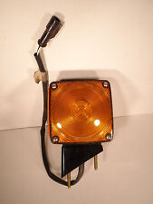 OE Ford Truck Part Signal Marker Amber Flasher Lamp Assembly LH F6HT-13369 G901C