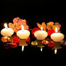 ROMANTIC FLOATING CANDLES – FREE SHIP- Wedding, X mas, Party Decor-10Pcs