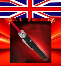 Powerful RED Laser Pointer Pen Beam Light 405nm <1mw Presentation ppt teacher