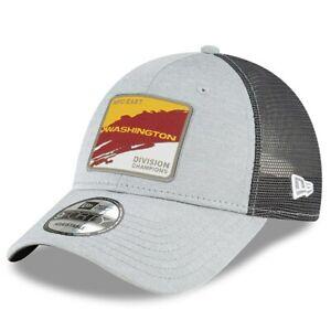 Washington Football Team Champions Locker Room Trucker 940 Adjustable Hat Cap DC