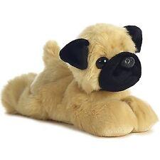 """Aurora World 8 """"mini Flopsie M. pugster Pug chien jouet doux"""