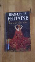 Jean-Louis Fetjaine - La nuit des Elfes - Pocket Fantasy