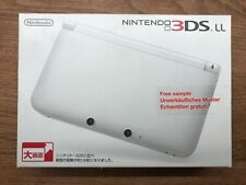 Nintendo 3DS Console, jap. Sales-Sample with NFR mark