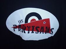 Tshirt Les Partisans - Taille Girly M