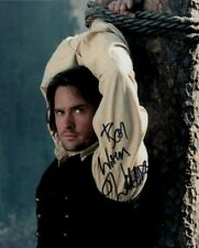 "Will Kemp (""Van Helsing"" star) Signed photo"