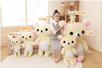 140cm Rilakkuma Relax San-X Huge Unfilled (No Cotton) Inner Plush Doll Toy Gifts