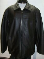 WILSONS M.JULIAN XL X-Large thinsulation lined Leather Jacket