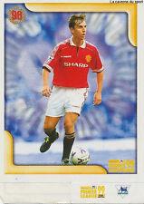 N°276 GARY NEVILLE MANCHESTER UNITED Premier League 1999 MERLIN STICKER VIGNETTE