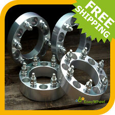 4 Toyota Wheel Spacers Adapters 1.5 inch fits ALL 6 lug PICKUPS