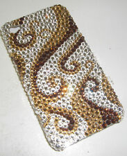 Crystal BLING back only Case For IPHONE 6 6s 5.5 made With SWAROVSKI Elements