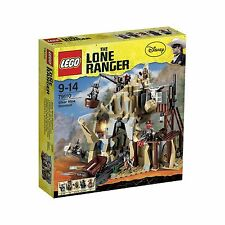 "LEGO 79110 The Lone Ranger Silver Mine Shootout ""Brand new in box"""
