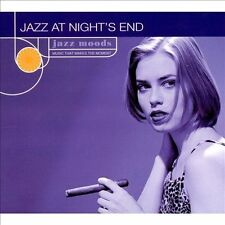 Jazz Moods: Jazz at Night's End by Various Artists (CD, May-1999, Concord)