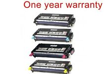 4Black&color ink toner cartridge for DELL 3115cn 3110cn All-in-one laser printer