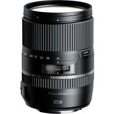 New TAMRON 16-300mm f3.5-6.3 Di II VC PZD Macro Lens (B016) - Canon EF