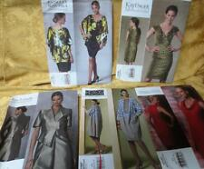 5 New Vogue patterns sz AA Cynthia Steffe Guy Laroche KOOS Kay Unger B. Mischka