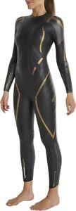 Speedo Super Elite Womens Wetsuit - Black