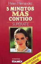 5 Minutos Mas Contigo by Helen Hernandez (1997, Paperback)