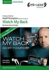 Watch My Back (Mi-Vox Pre-loaded Audio Player), Geoff Thompson and Simon Trinder
