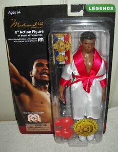 #11102 NRFC Mego Toys Muhammad Ali Action Figure Doll