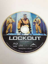 Lockout - Blu Ray Disc Only - Replacement Disc
