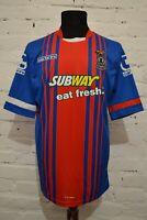 INVERNESS CALEDONIAN THISTLE Football Shirt Home 2015/16 Soccer Jersey Trikot L