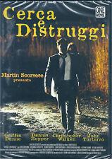 Cerca e Distruggi (1995) DVD NUOVO Martin Scorsese. Dennis Hopper. Ethan Hawke.