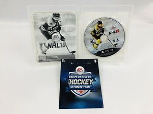NHL 15 Sony PlayStation 3 PS3 CIB