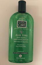 Vital Care ® Aloe Vera Anti-Aging Moisturizing Skin Gel 20 oz Bottle