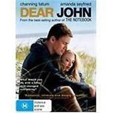 DEAR JOHN Channing Tatum, Amanda Seyfried DVD NEW