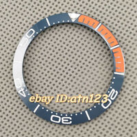 38mm Ceramic Watch Bezels Insert Fit Automatic Movement Men's Watches P300-41