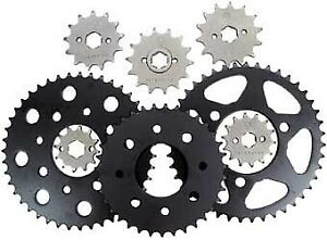 RM85L RM85 YZ80 WPS JT 14 TOOTH FRONT STEEL SPROCKET #55-126314