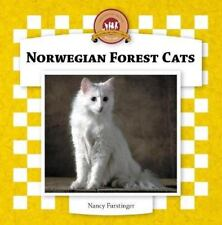 Norwegian Forest Cats (Cats Set Iv)-ExLibrary