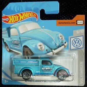 Hot Wheels 2019 Volkswagen 47/250 '49 Volkswagen Beetle Pickup ( VW )