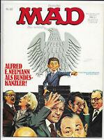 MAD Nr.90 von 1976 - TOP Z0-1 ORIGINAL BSV COMICHEFT Satire Alfred E. Neumann