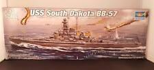 Trumpeter USS South Dakota BB-57 Kit 1:700 scale