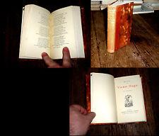 les châtiments 1950 Victor Hugo éditions Lemerre 1950 reliure Lamoureux Angers