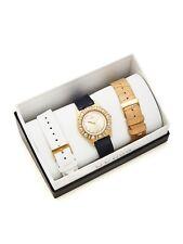 GUESS Factory Women's Gold-Tone Watch Box Set