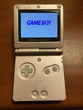 New listing gameboy advance sp ags 101 pearl pink Pokémon Emerald Reproduction High Quality