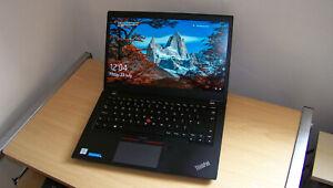 Lenovo Thinkpad T460s Laptop i7-6600U CPU New 250GB NVMe 8GB RAM FHD 1080 Screen