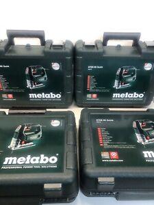 Metabo 110v Jigsaw - BNIB- Model Steb65 Quick- 110v Jigsaw