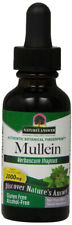 NATURES ANSWER - Mullein Leaf Alcohol-Free Extract - 1 fl. oz. (30 ml)