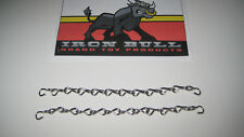 Tonka Dragline Bucket Replacement Chains - pressed steel toy parts